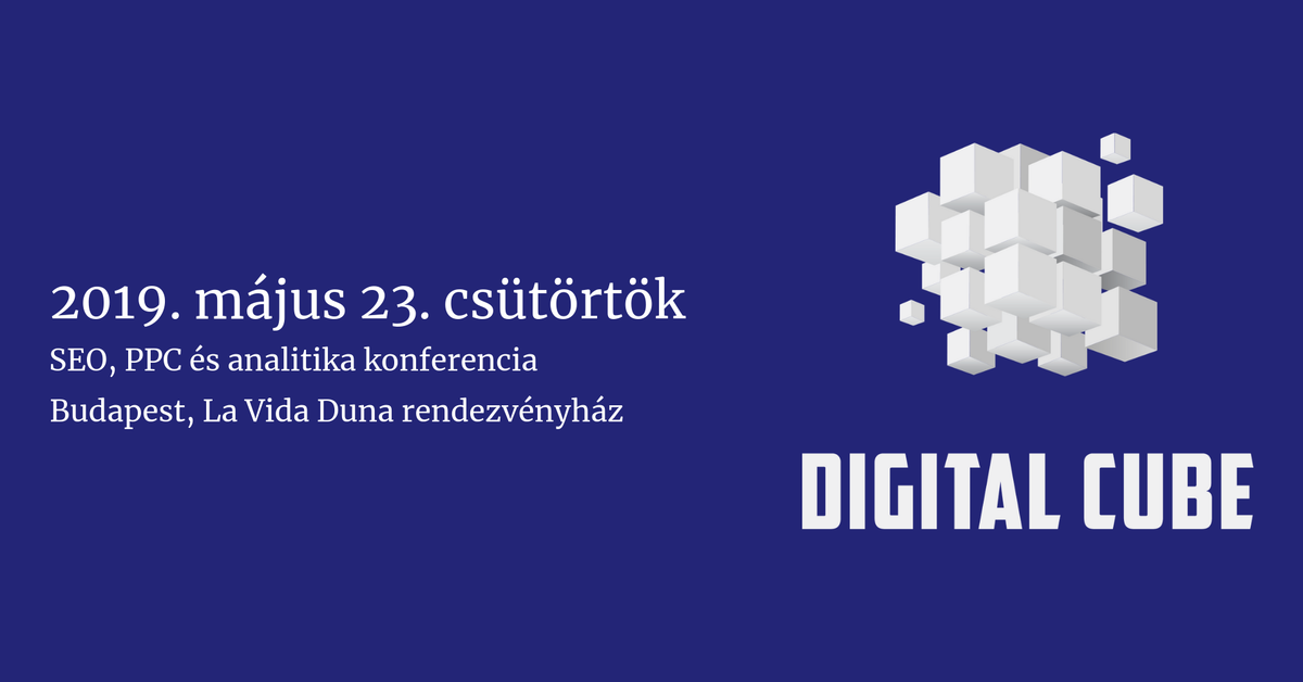 Digital Cube Conf