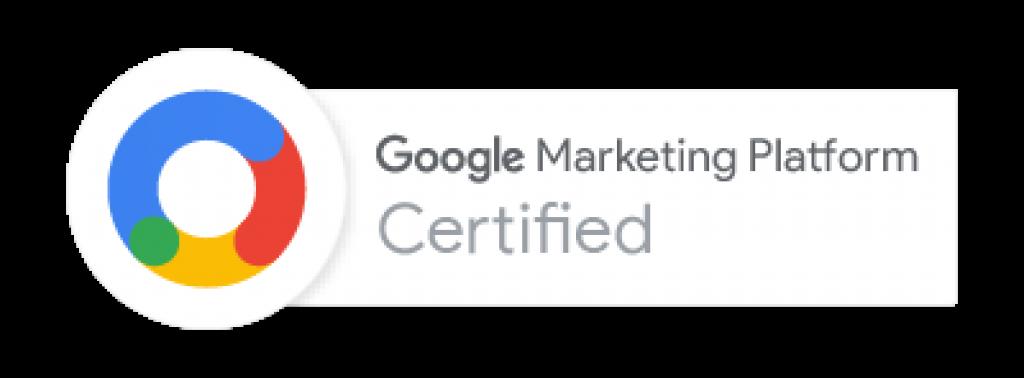 Google Marketing Platform - Service Partner jelvény