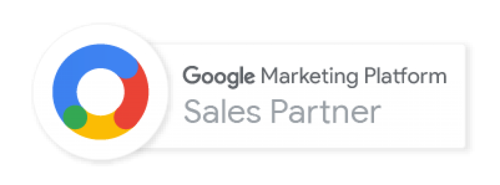 Google Marketing Platform - Sales Partner jelvény