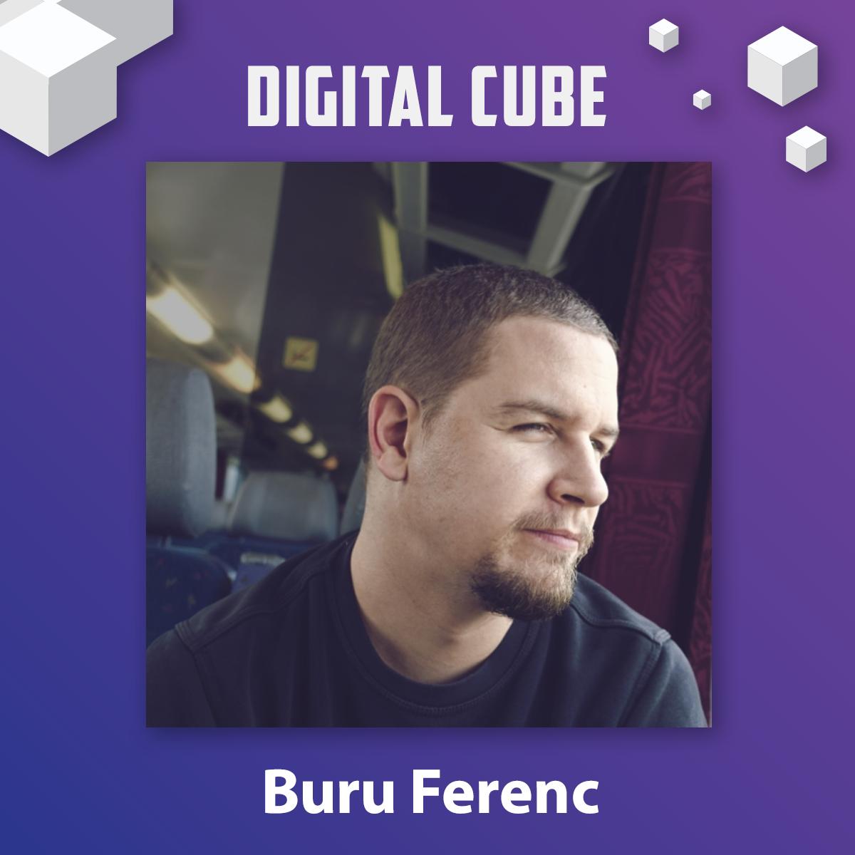 Buru Ferenc - Wavemaker