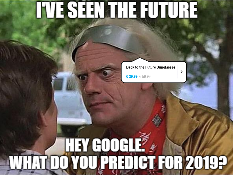google predictions